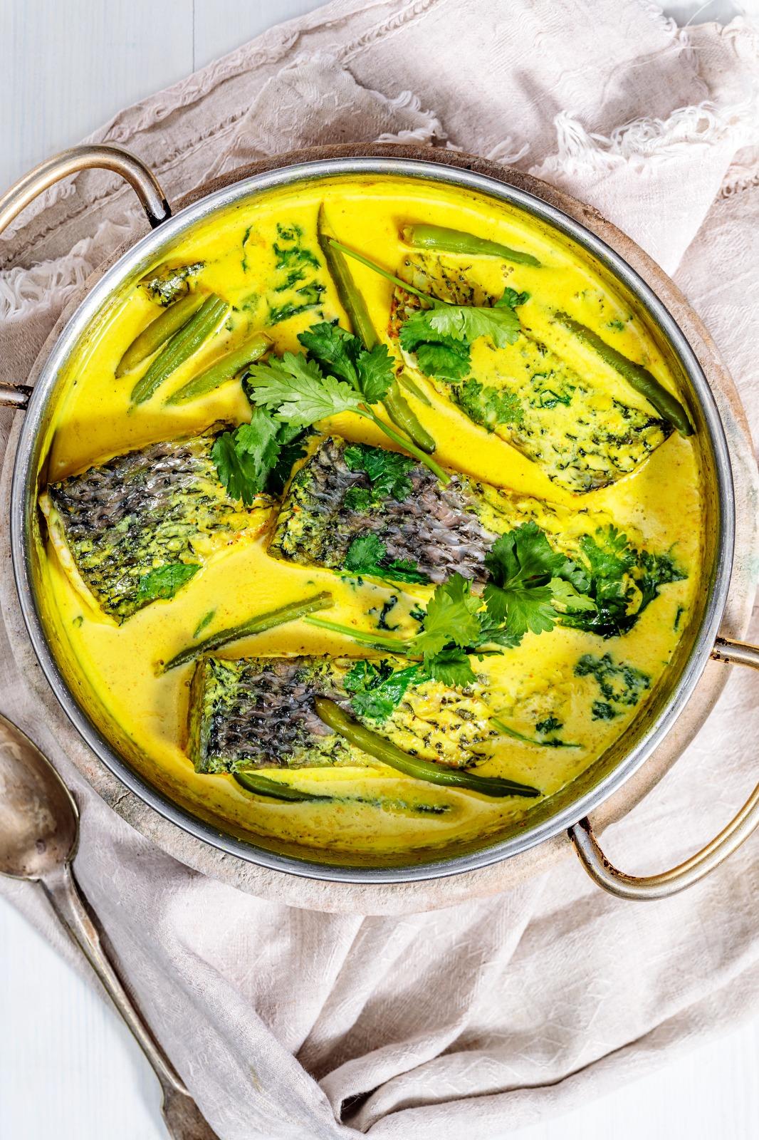 תבשיל דגים זה תמיד מפנק