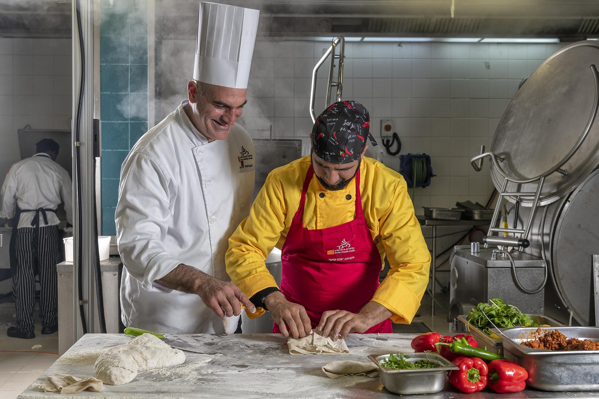 שפים סמטבח מוסדי